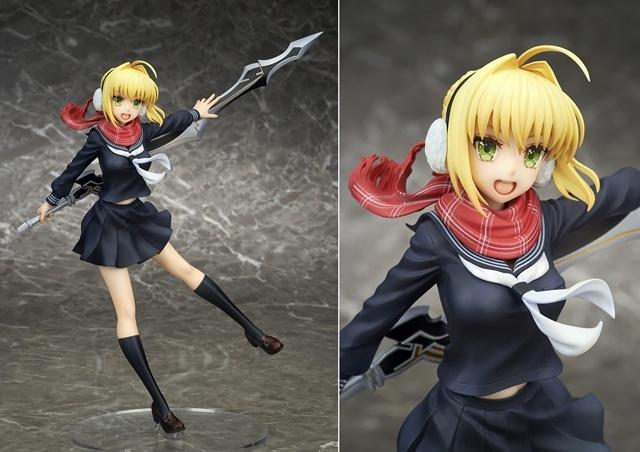 『Fate/EXTELLA LINK』ネロ・クラウディウスのウインター・ローマ衣装[アナザーVer.]がフィギュア化!【今なら18%OFF!】-1