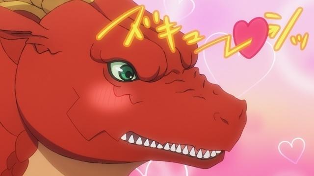 春アニメ『ドラゴン、家を買う。』より、第3話『はじめての家』のあらすじ&先行場面カットが公開! アイヌの伝承として伝わるコロボックルを演じるのは、声優・白石晴香さんと桑原由気さん!-1