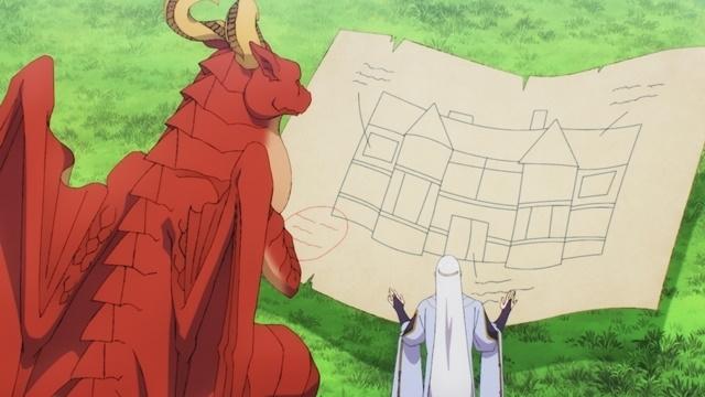 春アニメ『ドラゴン、家を買う。』より、第3話『はじめての家』のあらすじ&先行場面カットが公開! アイヌの伝承として伝わるコロボックルを演じるのは、声優・白石晴香さんと桑原由気さん!-5