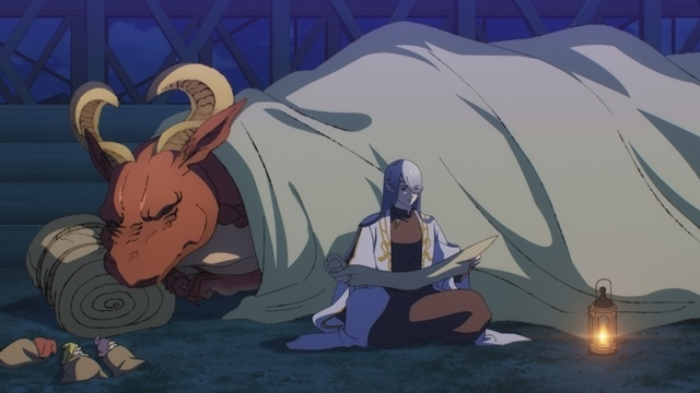 春アニメ『ドラゴン、家を買う。』より、第3話『はじめての家』のあらすじ&先行場面カットが公開! アイヌの伝承として伝わるコロボックルを演じるのは、声優・白石晴香さんと桑原由気さん!-6
