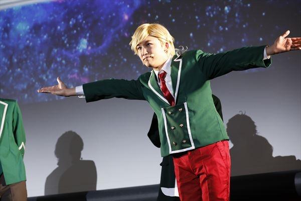 ユメキラキラな男プリたちのステージが再び! 『舞台「WITH by IdolTimePripara」DANPRI SPECIAL EVENT』2日目の夜の部をレポート