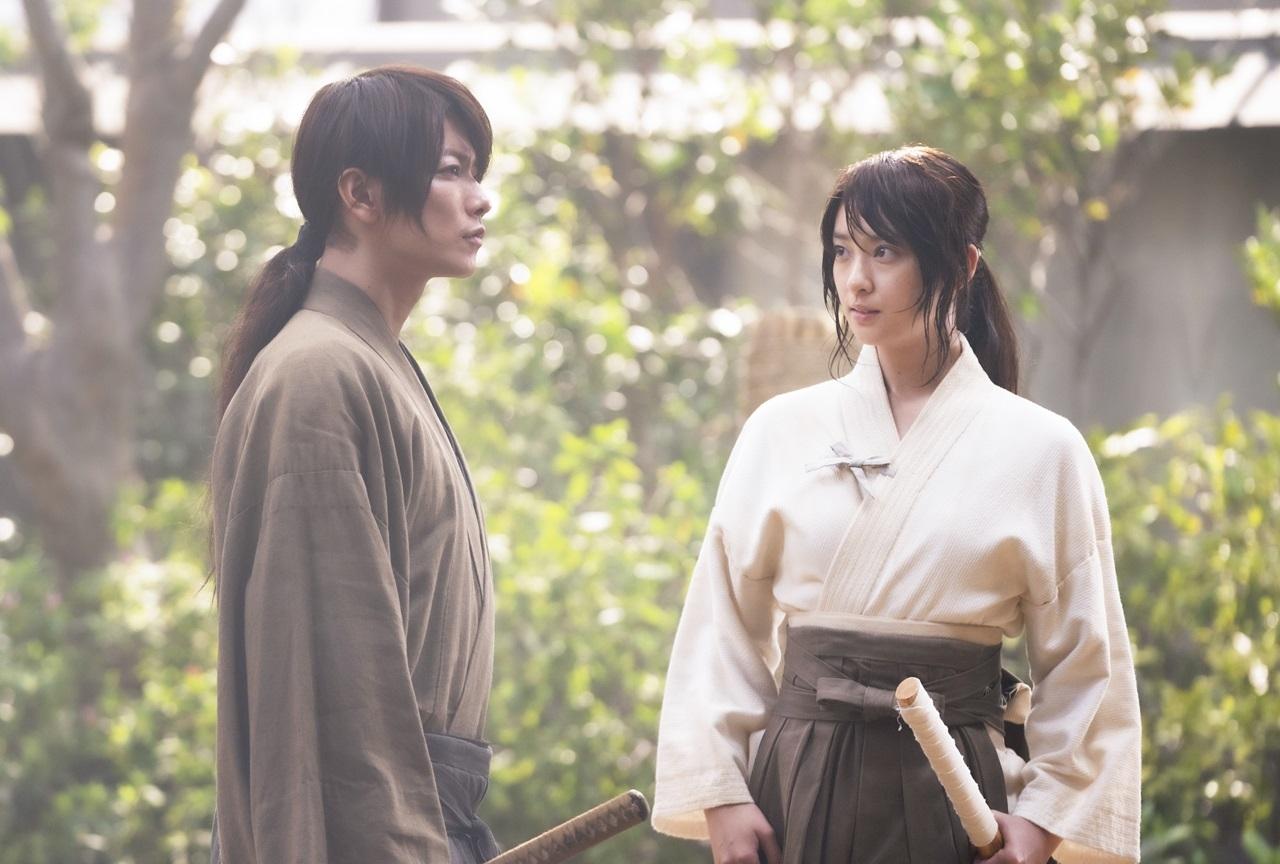 映画『るろうに剣心 最終章 The Final』TVスポット映像2種公開