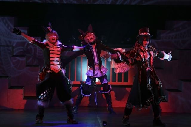アイ★チュウPROJECT舞台化作品『アイ★チュウ ザ・ステージ~La Cage aux Épines~』開幕! ゲネプロ写真を大公開-3