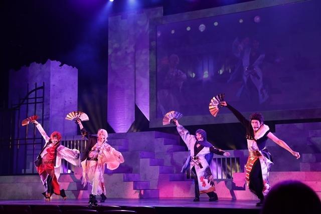 アイ★チュウPROJECT舞台化作品『アイ★チュウ ザ・ステージ~La Cage aux Épines~』開幕! ゲネプロ写真を大公開-4