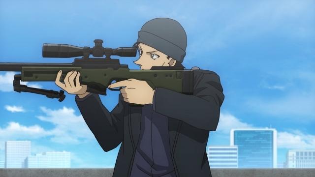 名探偵コナン 緋色の弾丸-11