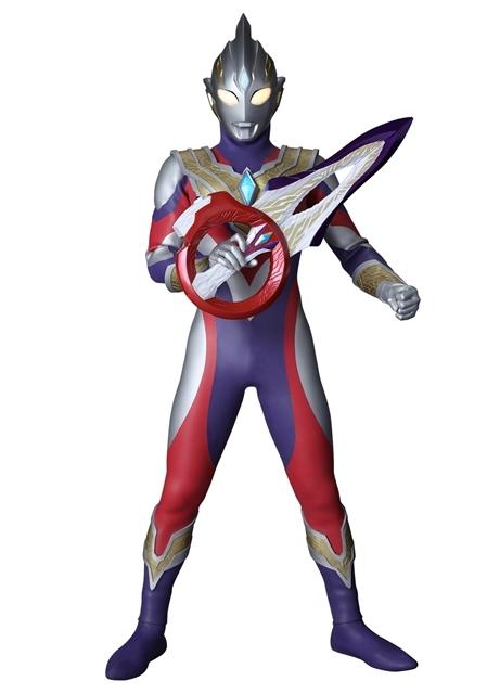 新テレビシリーズ『ウルトラマントリガー NEW GENERATION TIGA』テレビ東京系で7月10日放送スタート! 『ウルトラマンティガ』から25年、あの超古代の光の巨人伝説が令和の世に蘇る-3