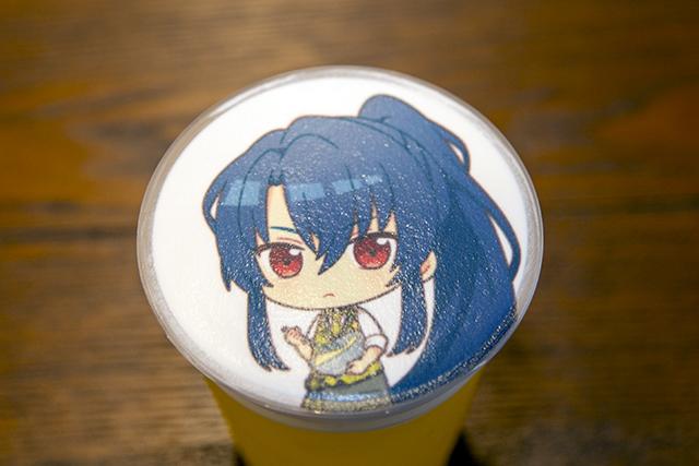 4月22日にグランドオープンする「アニメイトカフェグラッテ横浜ビブレ」を一足先に体験! 綺麗なキャラクタープリントがされた「グラッテ」を提供!-10