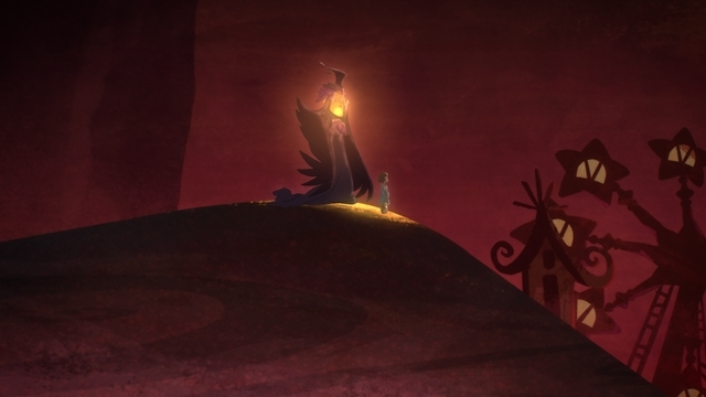 りょーちも監督&主題歌:Aimerさんのオリジナルアニメプロジェクト『夜の国』第1夜本編&場面カット公開! 声優・諏訪部順一さん・久野美咲さんらのコメントも到着-4