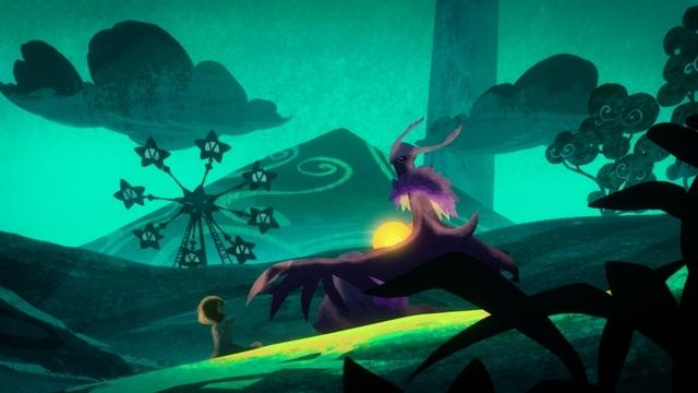 りょーちも監督&主題歌:Aimerさんのオリジナルアニメプロジェクト『夜の国』第1夜本編&場面カット公開! 声優・諏訪部順一さん・久野美咲さんらのコメントも到着-6