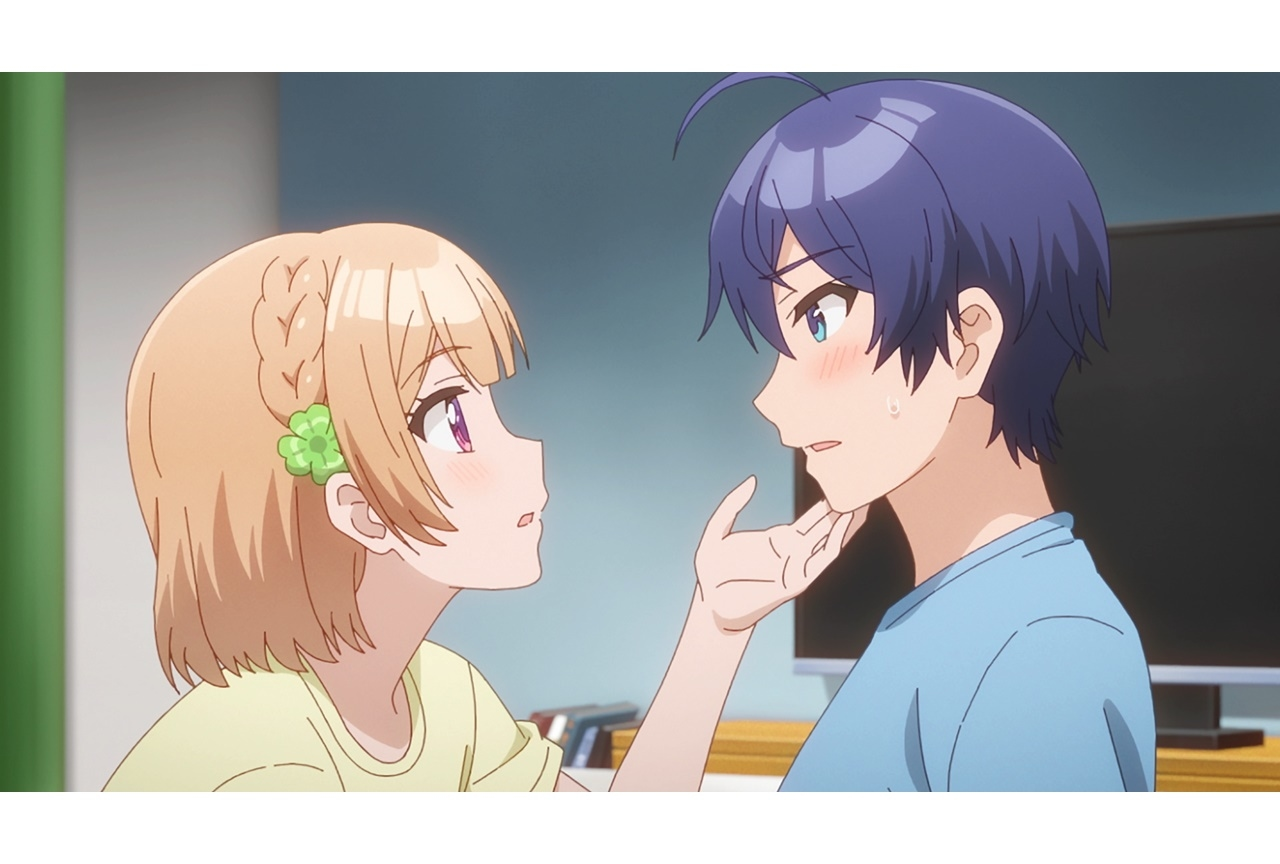 春アニメ『おさまけ』第2話先行カット&あらすじ公開