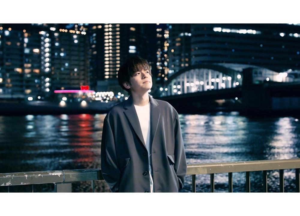 声優・内田雄馬のニューシングル「Comin' Back」c/w曲「初恋」よりリリックビデオ公開!