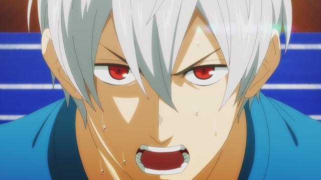 春アニメ『灼熱カバディ』第4話「最強のレイダー」の先行場面カット&あらすじ公開! 宵越は、気配を全く感じさせない細身の男性とぶつかり……