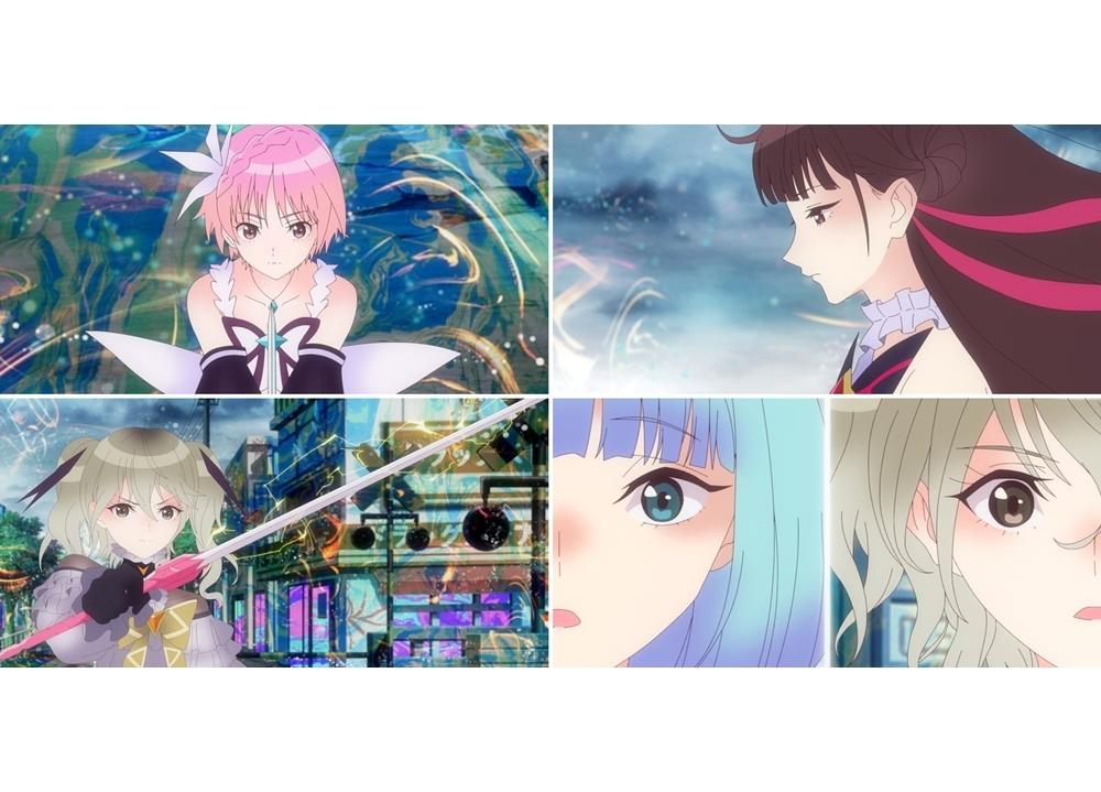 春アニメ『BLUE REFLECTION RAY/澪』第3話「本心隠して」より先行カット到着!
