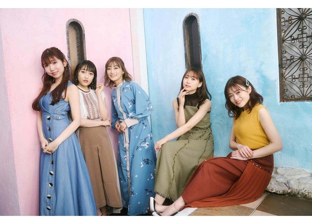 「i☆Ris」が週刊SPA!で新連載「i☆Ris しゃべるグラビア」スタート!