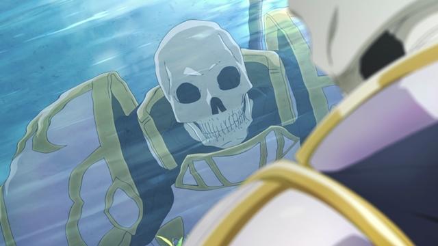 骸骨騎士様、只今異世界へお出掛け中-9