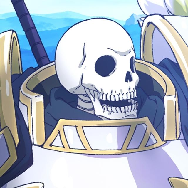 骸骨騎士様、只今異世界へお出掛け中-19