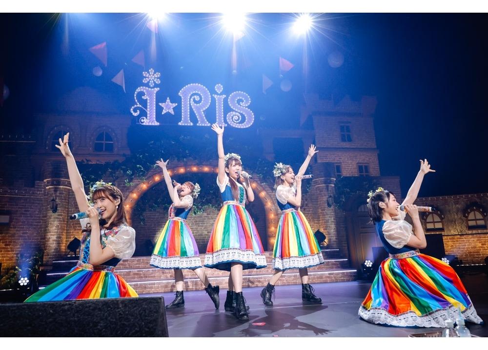 「i☆Ris」5人体制初のライブ&全国ツアー開幕、公式ライブレポ到着!