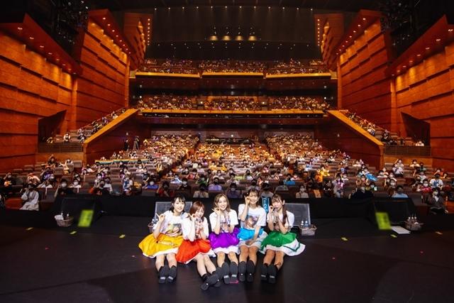 「i☆Ris」5人体制初のライブ&全国ツアー開幕、初日・昼公演の公式ライブレポート到着! 今夏、20thシングル発売&初のMV集発売決定-1