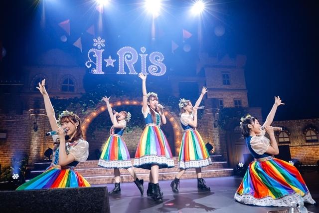 「i☆Ris」5人体制初のライブ&全国ツアー開幕、初日・昼公演の公式ライブレポート到着! 今夏、20thシングル発売&初のMV集発売決定-2