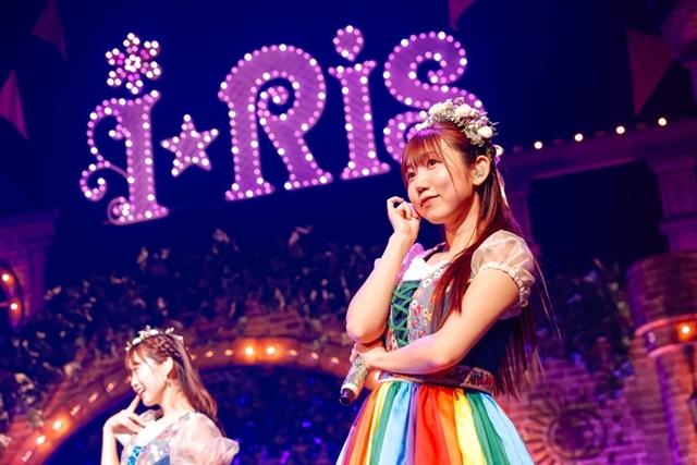 「i☆Ris」5人体制初のライブ&全国ツアー開幕、初日・昼公演の公式ライブレポート到着! 今夏、20thシングル発売&初のMV集発売決定-3