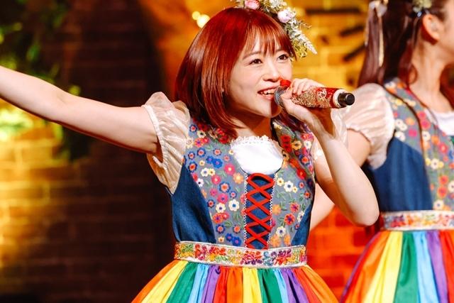 「i☆Ris」5人体制初のライブ&全国ツアー開幕、初日・昼公演の公式ライブレポート到着! 今夏、20thシングル発売&初のMV集発売決定-6