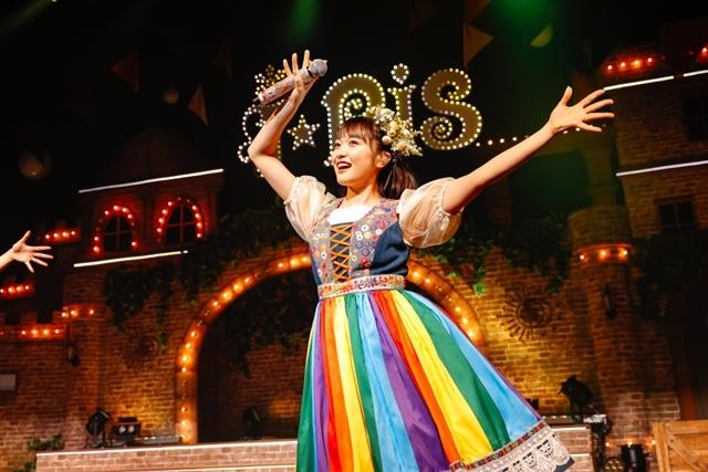 「i☆Ris」5人体制初のライブ&全国ツアー開幕、初日・昼公演の公式ライブレポート到着! 今夏、20thシングル発売&初のMV集発売決定-7