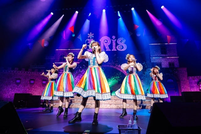 「i☆Ris」5人体制初のライブ&全国ツアー開幕、初日・昼公演の公式ライブレポート到着! 今夏、20thシングル発売&初のMV集発売決定-8