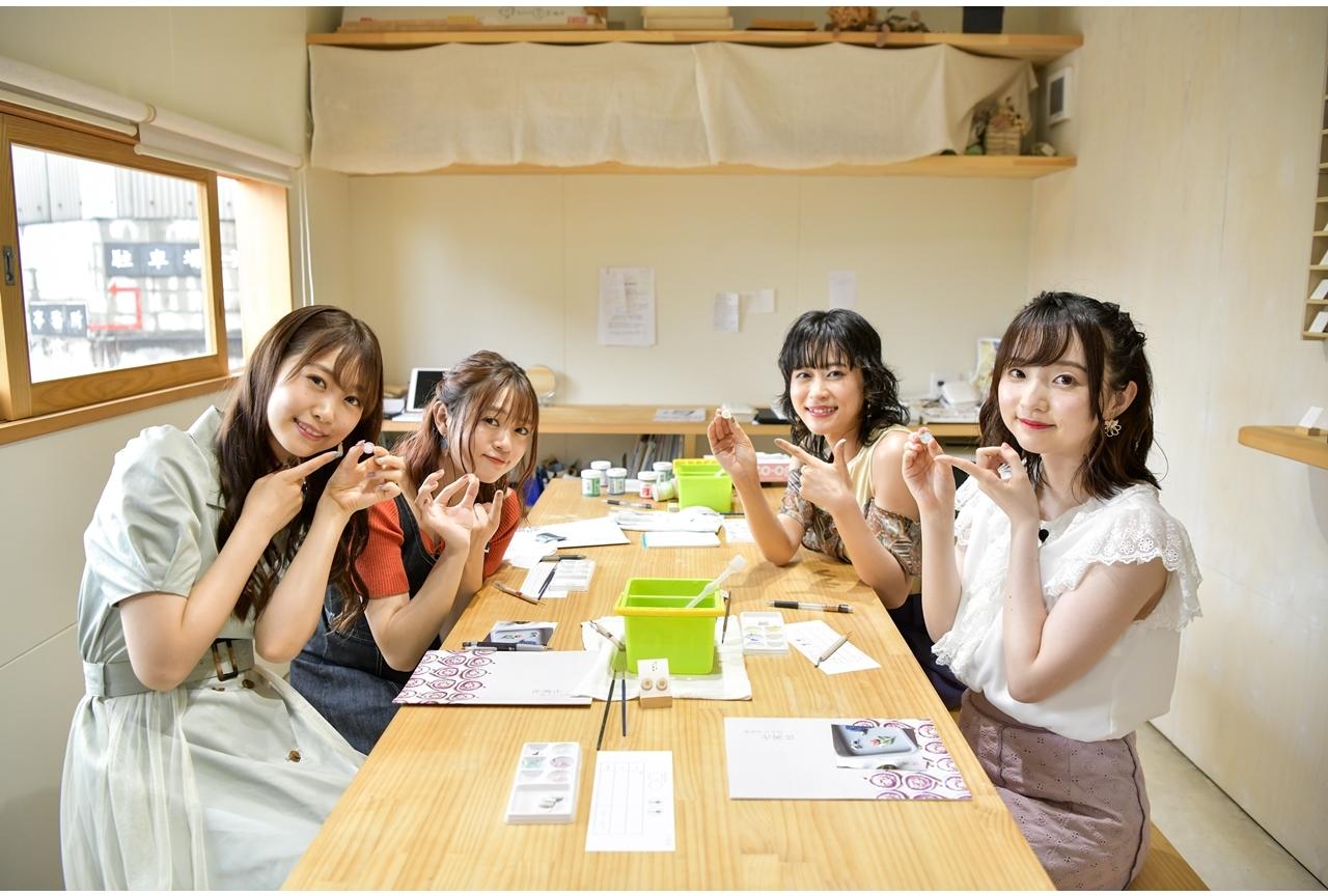 春アニメ『やくならマグカップも』アニメ・実写パート第3話場面カット解禁