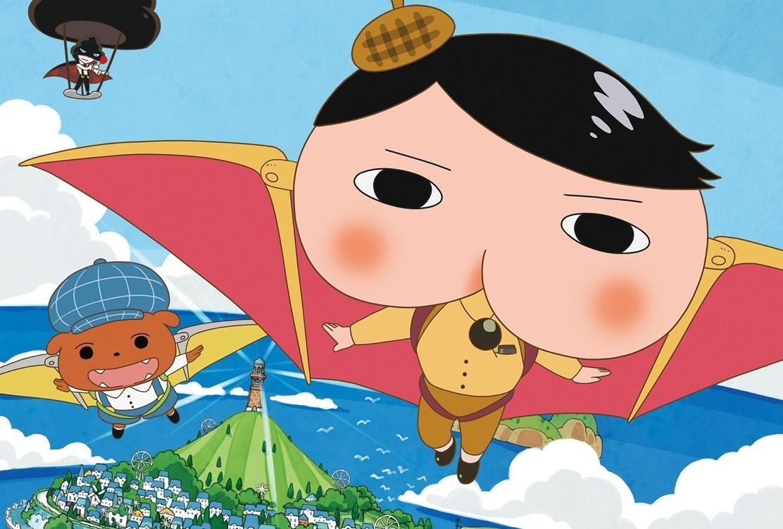 『映画おしりたんてい スフーレ島のひみつ』8/13公開決定