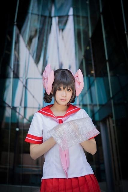 4月24日は声優・名塚佳織さんのお誕生日! 『エウレカセブン』エウレカ、『コードギアス』ナナリーなどキャラクターのコスプレ特集-8