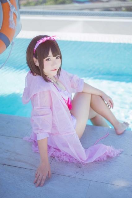 『冴えない彼女の育てかた』加藤恵、澤村・スペンサー・英梨々、霞ヶ丘詩羽のコスプレ特集! おなじみの衣装はもちろん、ランジェリー、水着、バニー衣装の写真をご紹介