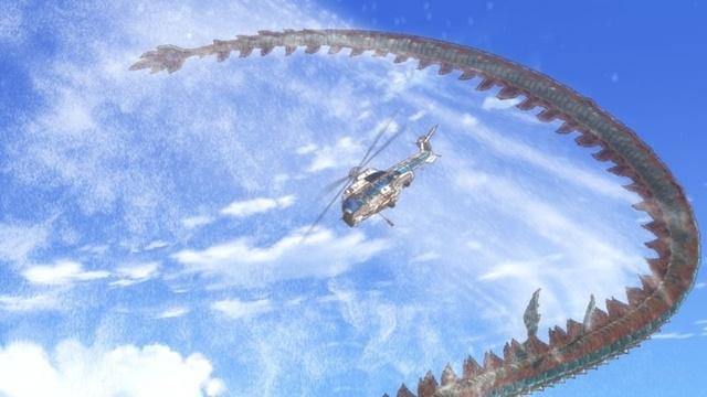 『ゴジラ S.P <シンギュラポイント>』の感想&見どころ、レビュー募集(ネタバレあり)-2