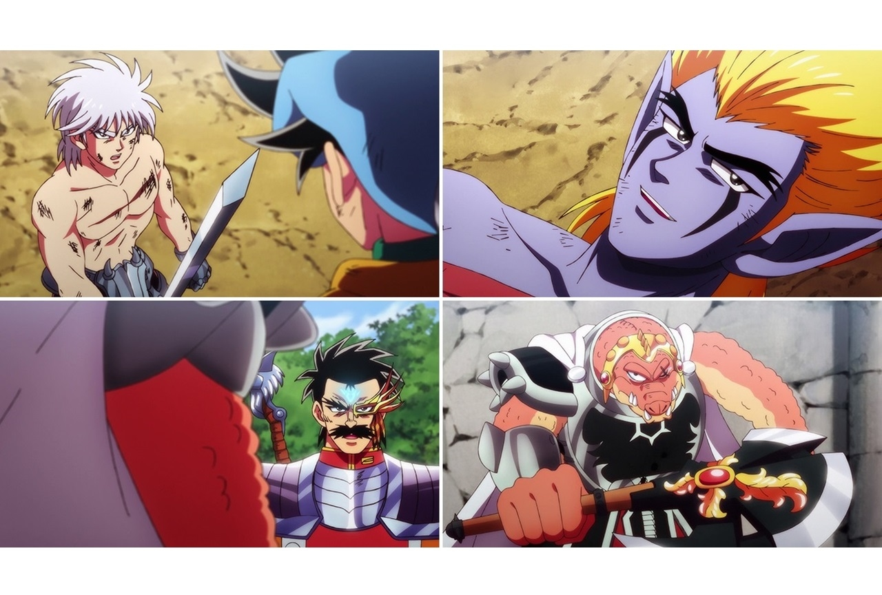 TVアニメ『ドラゴンクエスト ダイの大冒険』第29話先行カット公開