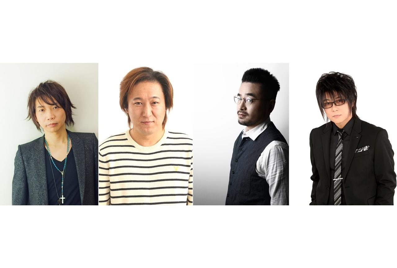 イベント「超声優祭2021」内特番DAY2に声優・諏訪部順一ら出演決定