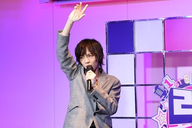 MC の植田圭輔さん、カラオケ対決に臨む2.5次元俳優の後輩たちに「出る杭は打ちます(笑)」と牽制球!?-4