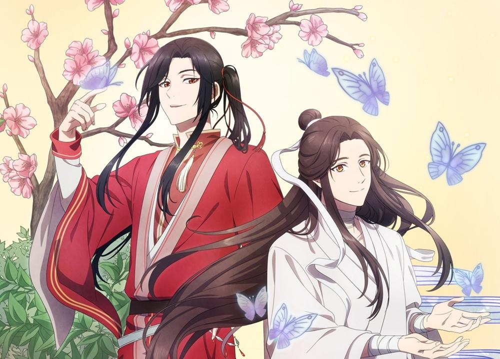 中国の大人気アニメ『天官賜福』吹替版の声優は神谷浩史・福山潤らに決定