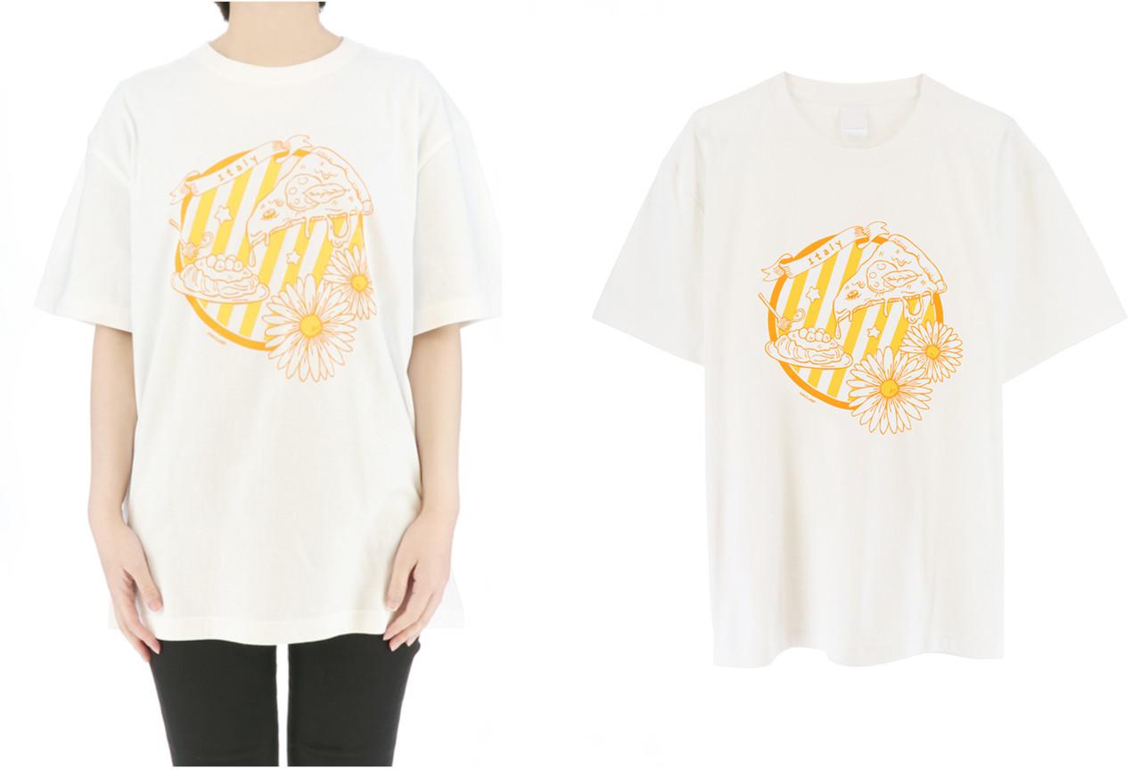 『ヘタリア World★Stars』キャライメージTシャツが発売