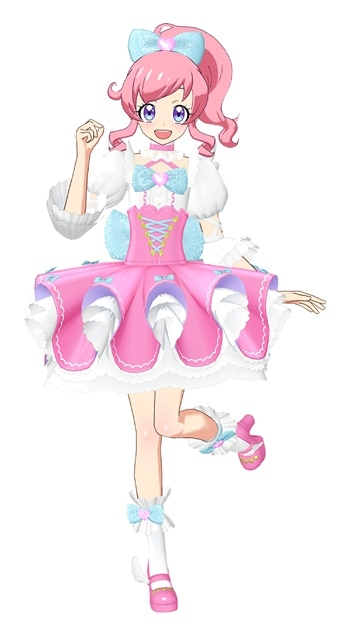 TVアニメ『プリティーオールフレンズセレクション』が2021年6月よりテレビ東京系にて放送開始! 「プリティーシリーズ」10周年を記念して、次の作品に煌めきをつなげるアニメ新企画スタート