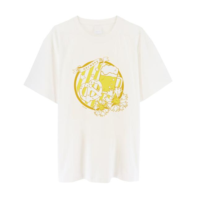 『ヘタリア World★Stars』から、イタリアやドイツ、日本などのキャラクターをイメージしたTシャツ(全8種)が6月19日頃発売決定!-3