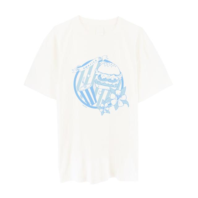 『ヘタリア World★Stars』から、イタリアやドイツ、日本などのキャラクターをイメージしたTシャツ(全8種)が6月19日頃発売決定!-7