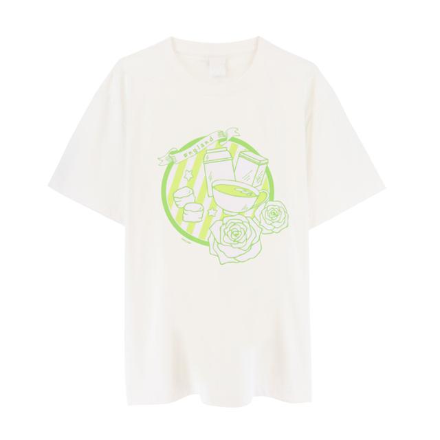 『ヘタリア World★Stars』から、イタリアやドイツ、日本などのキャラクターをイメージしたTシャツ(全8種)が6月19日頃発売決定!-9