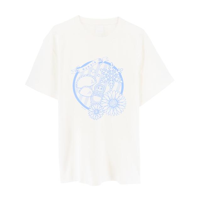 『ヘタリア World★Stars』から、イタリアやドイツ、日本などのキャラクターをイメージしたTシャツ(全8種)が6月19日頃発売決定!-13