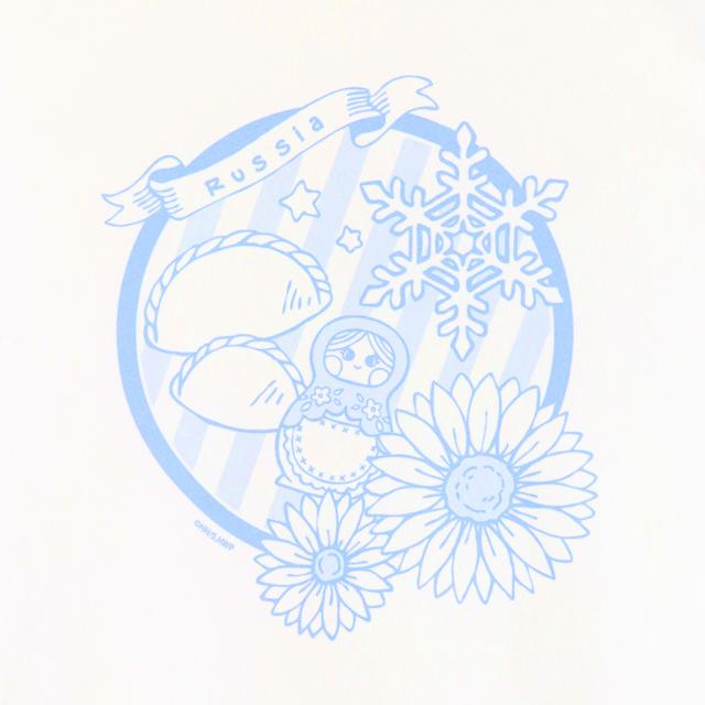 『ヘタリア World★Stars』から、イタリアやドイツ、日本などのキャラクターをイメージしたTシャツ(全8種)が6月19日頃発売決定!-14