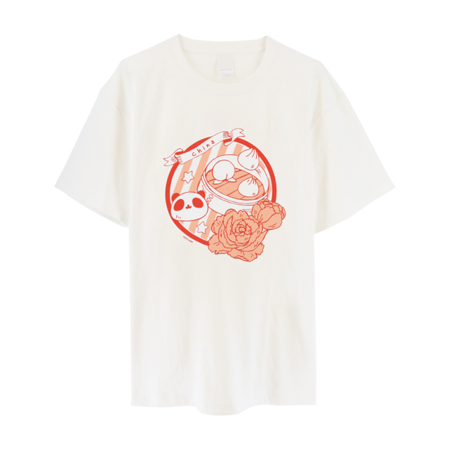 『ヘタリア World★Stars』から、イタリアやドイツ、日本などのキャラクターをイメージしたTシャツ(全8種)が6月19日頃発売決定!-15