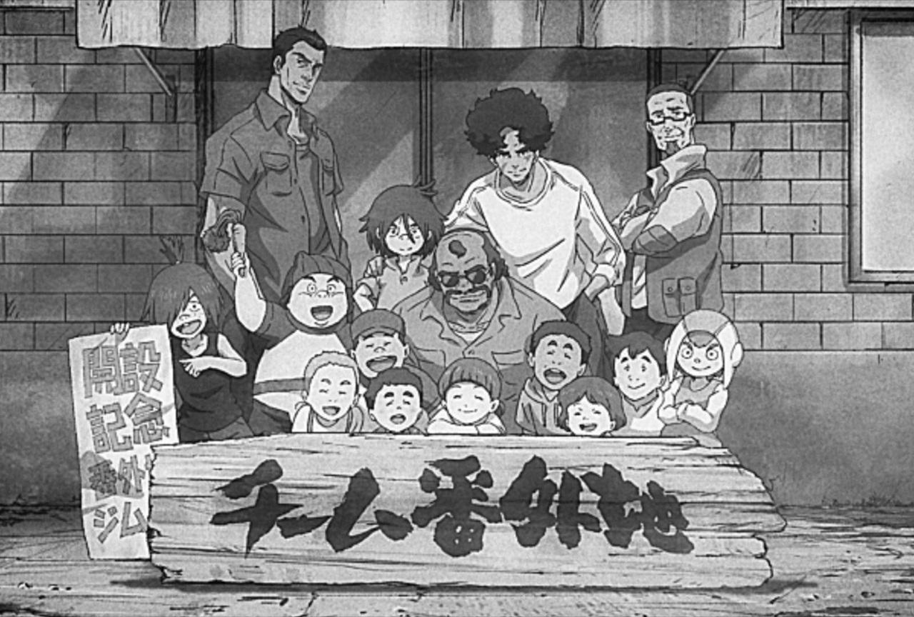春アニメ『NOMAD メガロボクス2』第5話あらすじ・場面カット到着