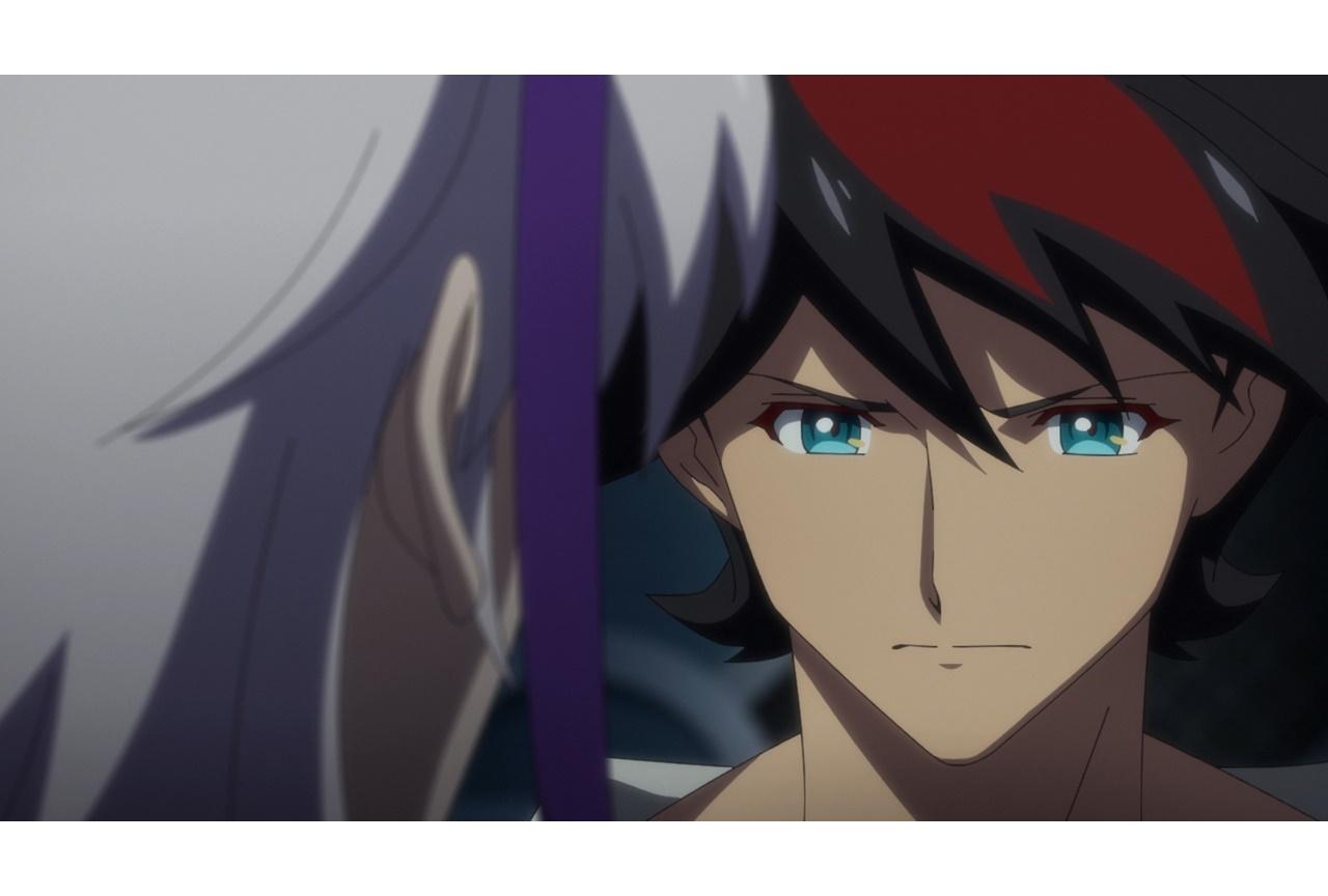 TVアニメ『バック・アロウ』第17話先行カットが公開