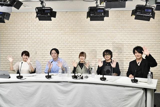 TVアニメ『サクガン』声優・天希かのんさん、東地宏樹さん、細谷佳正さん出演の生配信イベント「超発掘祭」の公式レポート到着!