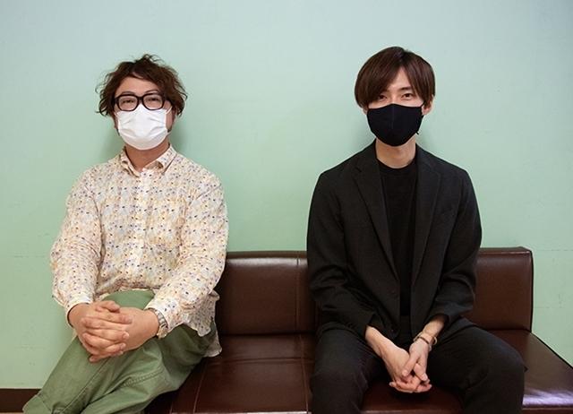 ▲左から興津和幸さん、増田俊樹さん