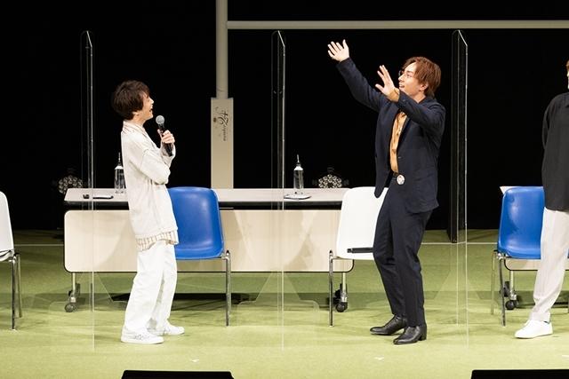 声優の河西健吾さん・鈴木崚汰さんらが「number24」めっちゃ感謝しまくってますイベントに登壇! 昼・夜の部より公式レポート大公開
