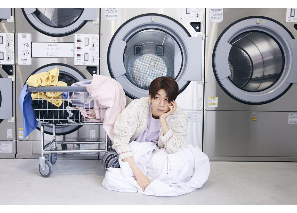 声優・西山宏太朗の2nd ミニアルバム『Laundry』7月21日発売決定!